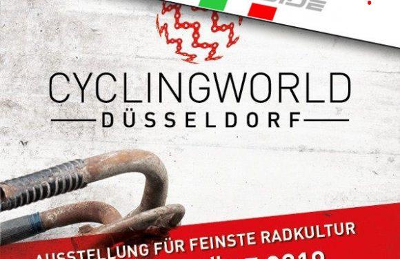 Cyclingworld 23. – 24.03.2019 in Düsseldorf